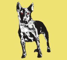 Metal Dog Baby Tee