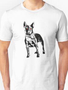 Metal Dog Unisex T-Shirt