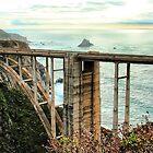 The Bixby Bridge by GreenSaint