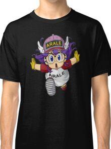 Japanese Anime Manga Arale Norimaki Classic T-Shirt