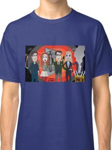The Librarians as Live Looney Tunes from Raiders of the Lost Ark in the Twilight Zone Classic T-Shirt