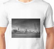 Chicago City Skyline From Grant Park Unisex T-Shirt