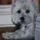 Westie by Anne Zoutsos