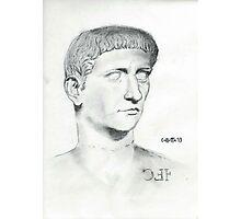 Claudius Photographic Print