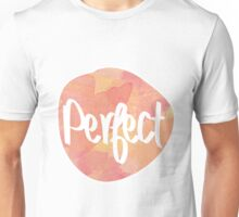 One Direction - Perfect, Circle  Unisex T-Shirt
