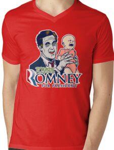 Zombie Romney For President T-Shirt