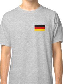 Germany World Cup Flag - Deutschland T-Shirt Classic T-Shirt
