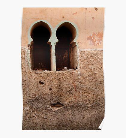 Marrakech Medina Poster