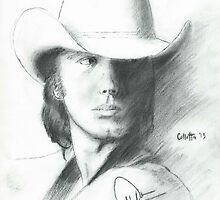 Dwight Yoakam by Christopher Colletta