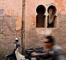 Marrakech Medina II by Camilla