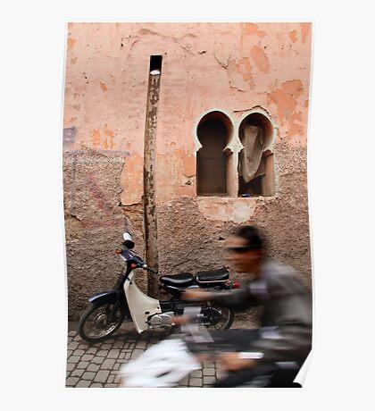 Marrakech Medina II Poster