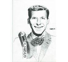 Frank Sinatra Photographic Print