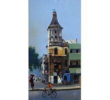 nagpur morning. Photographic Print