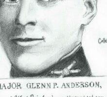 Glenn P. Anderson Sticker