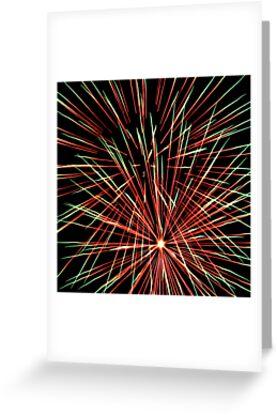 Explosive Colour 2 by Richard Heath
