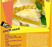 Lemon Meringue Pie Recipe by robertemerald