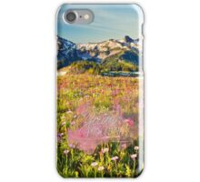Your Mountain Is Waiting Travel Adventure iPhone Case/Skin