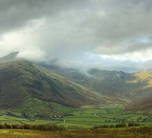 Langdale Views by Jamie  Green
