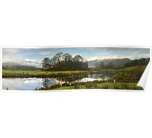 The Bend In The Brathay Poster