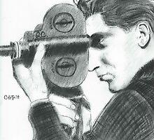 Robert Capa by Christopher Colletta