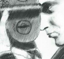Robert Capa Sticker