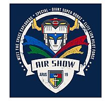 Arus Air Show Photographic Print