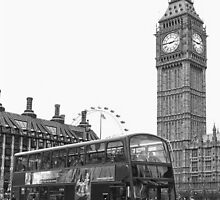 London Icons by Endorean
