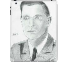 Lucian K. Truscott iPad Case/Skin