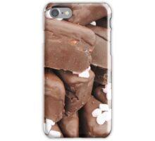 Chocolate Marshmallow Wedges iPhone Case/Skin