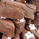 Chocolate Marshmallow Wedges by CreativeEm