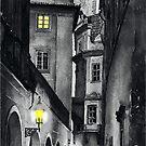 Prague Love Story by Yuriy Shevchuk