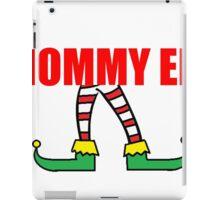MOMMY ELF iPad Case/Skin