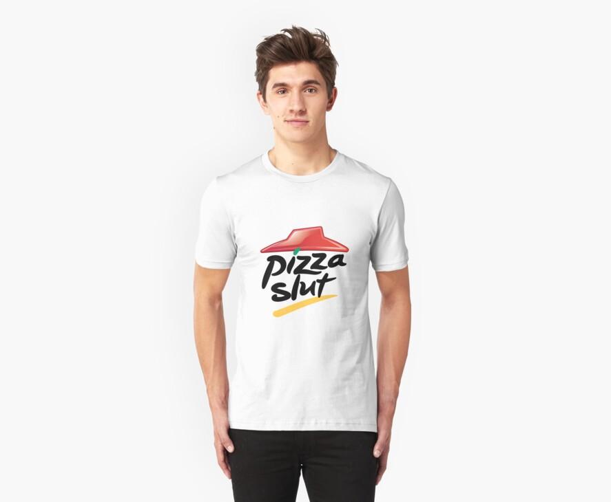 Pizza Slut by rigg