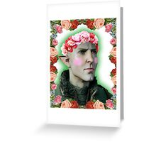 Solas - Flower Crown Greeting Card