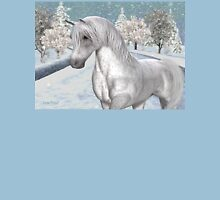 Winter Snow .. the tale of a wild horse T-Shirt