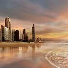 Gold Coast by Cliff Vestergaard