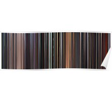 Moviebarcode: Star Wars: Prequel Trilogy (1999-2005) Poster