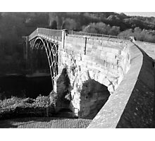 Ironbridge Telford Shropshire  Photographic Print