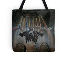 Danzig live in Plastic Tote Bag