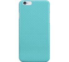 TIFFANY BLUE - POLK.A.DOT iPhone Case/Skin