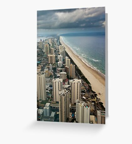 Surfers' Paradise 2 Greeting Card