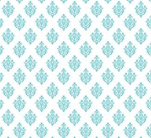 TIFFANY BLUE - WHITE by MadNic