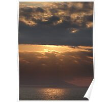 Evening ambiance - Atardecer Poster