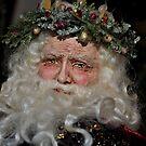 Merry Christmas Santa by Glenna Walker