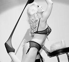 Burlesque 2 by Jean M. Laffitau