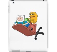 Adventure Time - Feels Time iPad Case/Skin