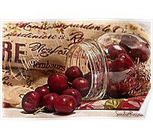 Cherry Berry Poster