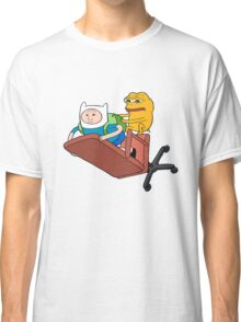 Adventure Time - Feels Time Classic T-Shirt