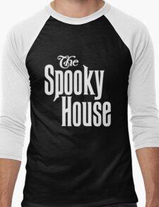 The Spooky House! Men's Baseball ¾ T-Shirt