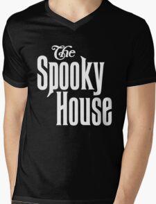 The Spooky House! Mens V-Neck T-Shirt